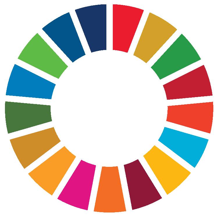 FN´s Verdensmål logo
