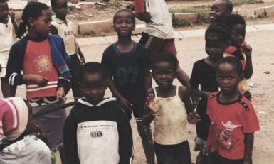 studierejse til sydafrika