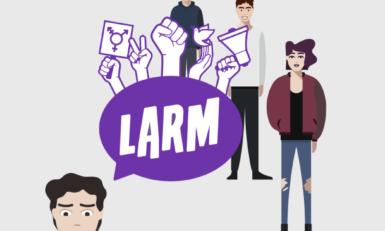 online undervisningspakke LARM